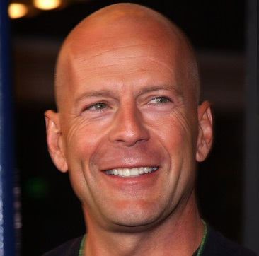 bruce willis dating historien Bruce Willis