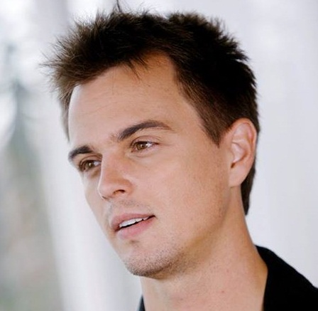 Darin Brooks Girlfriend, Dating, Shirtless or Gay