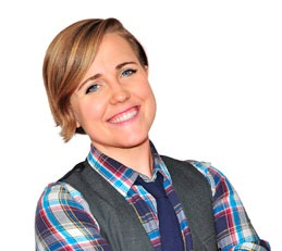 Hannah Hart Boyfriend, Girlfriend, Lesbian and Dating