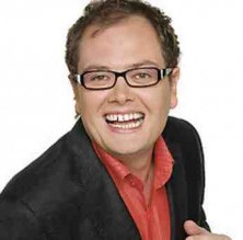 Alan Carr Wiki, Married, Wife, Girlfriend or Gay