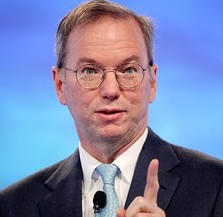 Eric Schmidt Wiki, Bio, Wife or Girlfriend, Salary and Net Worth