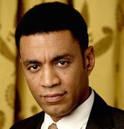 harry lennix wife