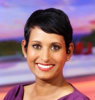 Naga Munchetty Wiki, Married, Husband or Boyfriend and Net Worth