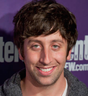Simon Helberg Wiki, Married, Wife, Divorce and Salary