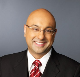 Ali Velshi Wiki, Ethnicity, Nationality and Divorce
