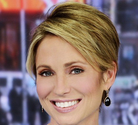 Amy Robach Haircut, Feet, Legs and Wiki