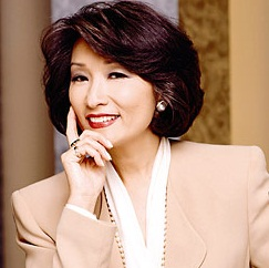 Connie Chung Married, Husband, Children, Pregnant and Salary