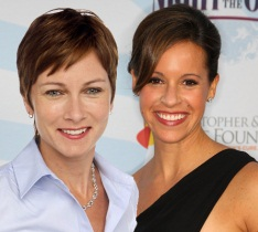 Jenna Wolfe Married, Lesbian, Girlfriend and Parter